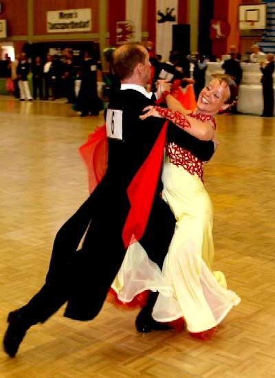Holger und Sylvia Bernien, Baltic Senior 2010 – Foto: U. Bajorat