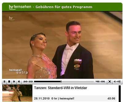 Ferrugia-Koehler, WM-Video auf: HR-online