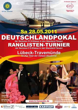 Lübeck DLP-RL-Plakat des TC-Hanseatic.de