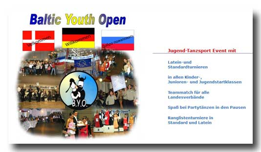 Baltic Youth Open (BYO) beim TSH
