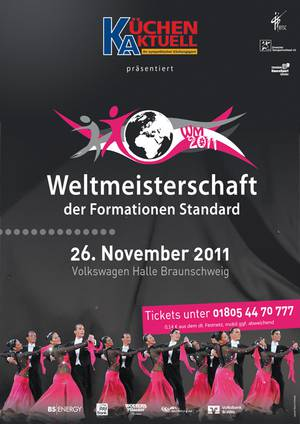 WM-Standard-Formationen 2011; Flyer BTSC