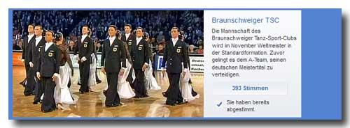 Mein NDR-Team des Jahres: Braunschweiger TSC