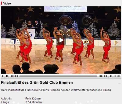 GGC Bremen im WM-Finale 2011