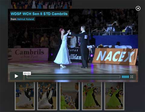 WM 2012 Sen. II Standard - Bickers (Screenshot worlddancesportevents.com)