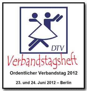 Link: DTV-Verbandstagsheft 2012