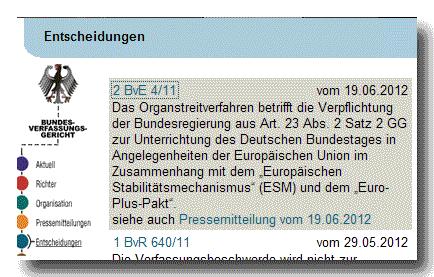 BVerfG-Rechte-Mitwirkung-Information