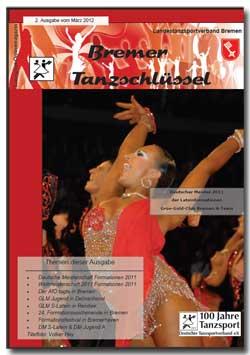 Verbandszeitung Tanzschlüssel, LTV Bremen (Link)