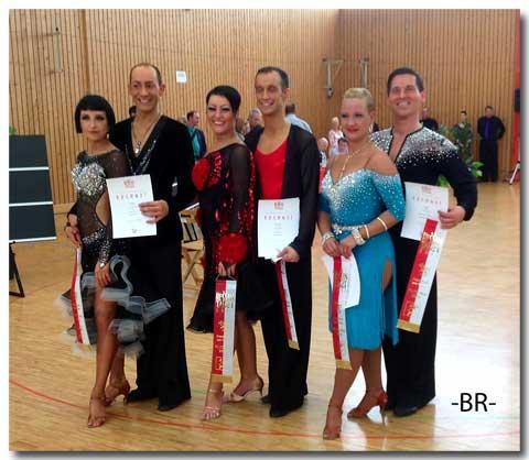 Hessen Tanzt 2013: Sieger Sen. I S Latein