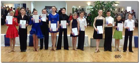 DTSJ Trophy Junioren II Latein