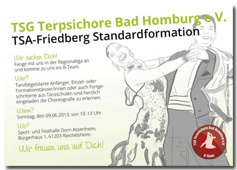 Homburg-Friedberg Standard - Formation