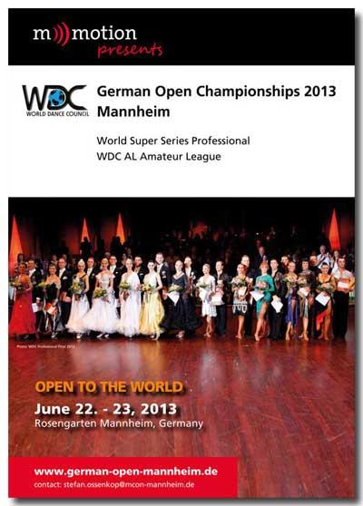 m-motion 2013, DAT-Meisterschaft, WDC AL