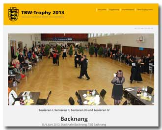 TBW-Trophy.de - Backnang