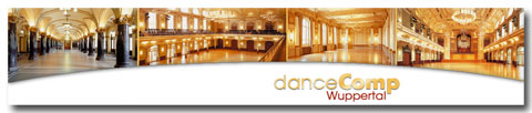 danceComp.de Homepage